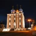 Успенский собор в Рязанском кремле