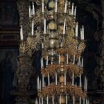 Успенский собор в Рязанском кремле, фрагмент интерьера
