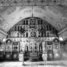 Успенский Псково-Печерский монастырь. Сретенская церковь (интерьер)