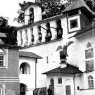 Успенский Псково-Печерский монастырь. Звонница