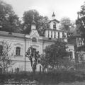 Успенский Псково-Печерский монастырь. Сретенская церковь
