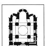 Успенский собор на Городке план