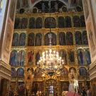 Успенский собор в Дмитрове, интерьер