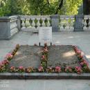 Успенский Святогорский монастырь, могила Ганнибалов