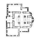 Успенский Святогорский монастырь. План Успенского собора
