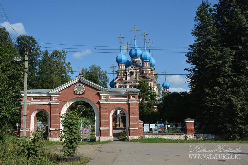 Белавино орехово-зуевский район церковь