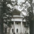 Церковь Вмц. Екатерины на Валдае. Фото 1948 г.