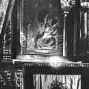 Валдайский Иверский монастырь. Иверская икона Божией Матери. Фото XIX в.