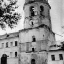 Валдайский Иверский монастырь. Колокольня. Фото 1989г.