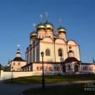 Иверский монастырь на Валдае