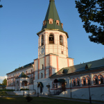 Валдай Иверский монастырь