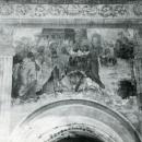 Троицкая церковь (Васильевское, Ивановская обл.), фрагмент стенной росписи