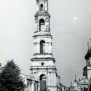 Колокольня храмового комплекса в Васильевском Ивановской области
