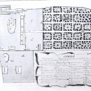 План Антониева монастыря 1830-х гг.