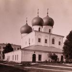 Антониев монастырь Великого Новгорода