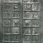 Великий Новгород. Софийский собор, Магдебургские врата
