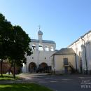 Великий Новгород, Звонница, Детинец