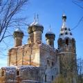 Входоиерусалимская церковь в Красной слободе