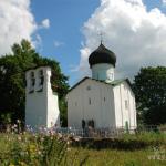 Погост Выбуты, Ильинская церковь