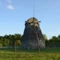 Музей деревянного зодчества Витославлицы, мельница