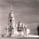 Успенский собор во Владимире. Фото С.М. Прокудин-Горский