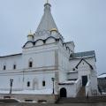 Владычный монастырь в Серпухове
