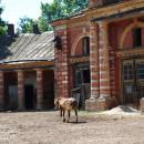 Усадьба Волышово, конный двор