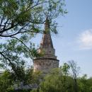 Иосифо-Волоцкий монастырь. Кузнечная башня (1677-1688 гг.)