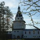 Иосифо-Волоцкий монастырь. Германова башня (1677-1688 гг.)