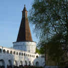 Иосифо-Волоцкий монастырь. Часовая башня (1677 г.)