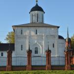 Волоколамский кремль Воскресенский собор