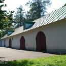 Усадьба Вороново, конный двор