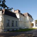 Усадьба Вороново дворец со стороны парка