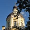 Усадьба Вороново, церковь