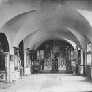 Старая Русса. Воскресенский собор (интерьер)
