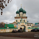Тутаев Воскресенский собор