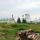 Введенье. Николо-Шартомский монастырь