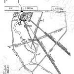 План усадьбы Вяземы