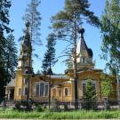 Вырица. Церковь Петра и Павла