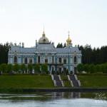 дворец Васильевых в Вырице