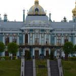 Дворец братьев Васильевых в Вырице