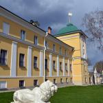 Хотьков Покровский монастырь