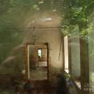 Усадьба Яковлево, фрагмент интерьера главного дома