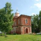Усадьба Яковлево, Дмитриевская церковь