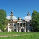 Усадьба Ярополец Чернышевых, Казанская церковь