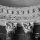 Усадьба Ярополец Чернышевых, Казанская церковь, фрагмент интерьера