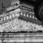 Усадьба Ярополец Чернышевых, Казанская церковь, фрагмент экстерьера