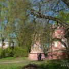 Усадьба Ярополец Гончаровых, башни парадного двора