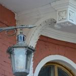 Усадьба Ярополец Гончаровых, лоджия главного дома