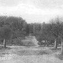 Усадьба Ярополец Чернышевых, регулярный парк